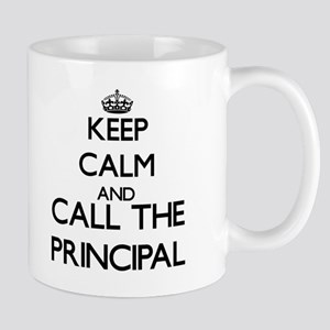 Keep calm and call the Principal Mugs