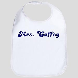 Mrs. Coffey Bib