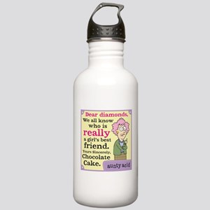 Aunty Acid: Dear Diamo Stainless Water Bottle 1.0L