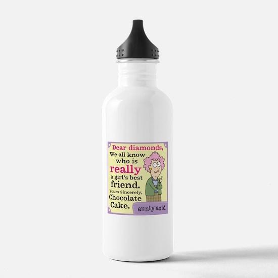 Aunty Acid: Dear Diamo Water Bottle