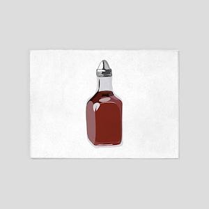 Vinegar Dressing 5'x7'Area Rug