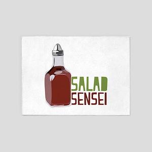 Salad Sensei 5'x7'Area Rug