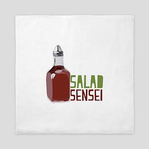 Salad Sensei Queen Duvet