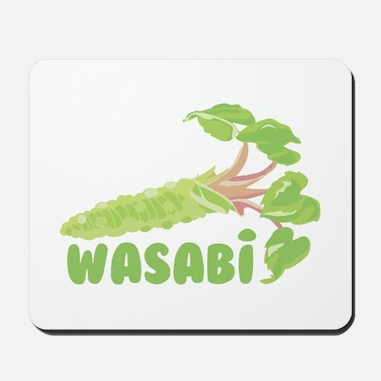 Wasabi Vegetable Mousepad