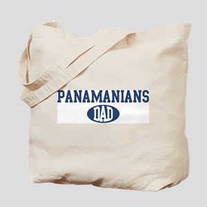 Panamanians dad Tote Bag