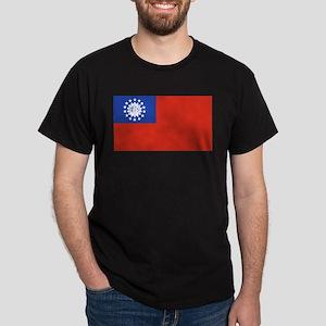 Myanmar Dark T-Shirt