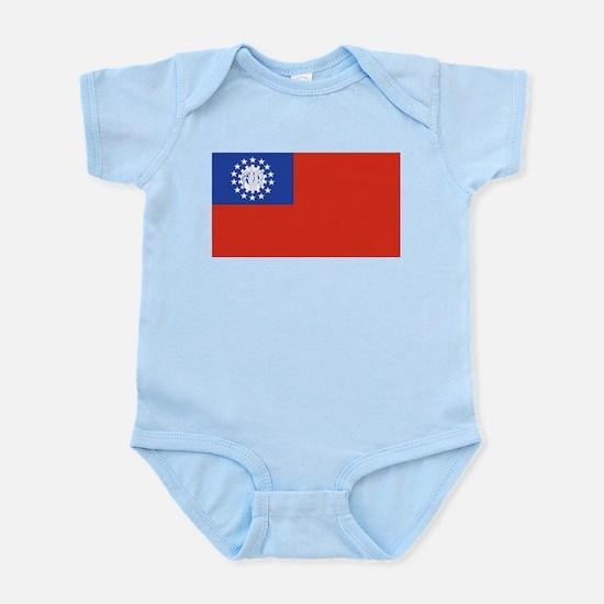 Myanmar Infant Bodysuit