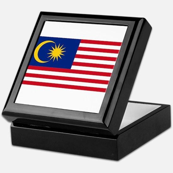 Malaysia Keepsake Box