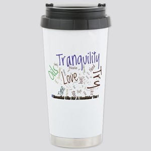 Essential Oils 1 Stainless Steel Travel Mug