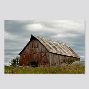 Vintage Iowa Barn  Postcards (Package of 8)