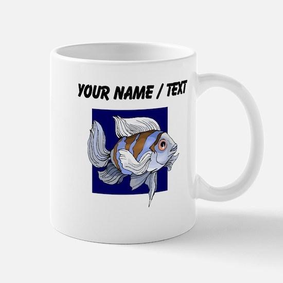 Custom Betta Fish Mugs