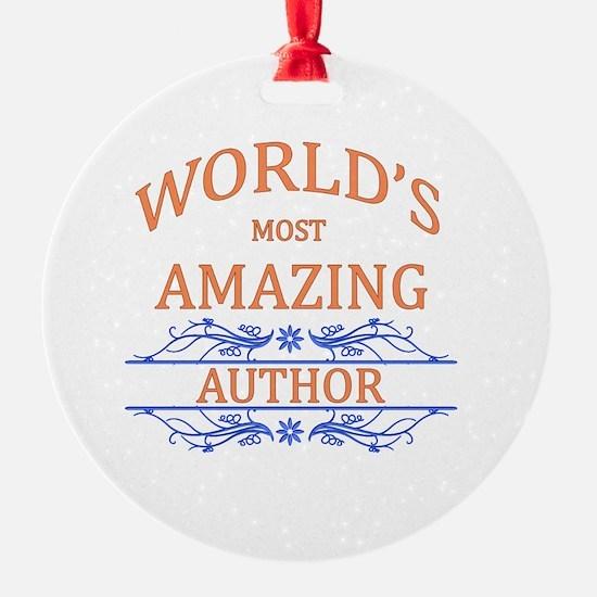 Author Ornament