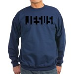 Jesus Mens Sweatshirt (dark)