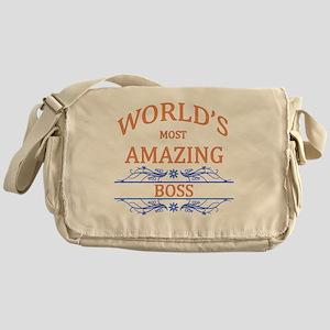 Boss Messenger Bag
