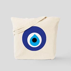 Turkish Eye (Evil Eye) Tote Bag