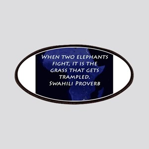 When Two Elephant Fight Patch