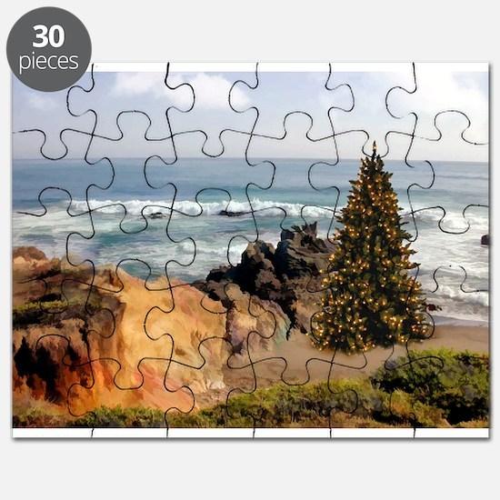 Unique Tropical beaches Puzzle