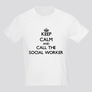 Keep calm and call the Social Worker T-Shirt