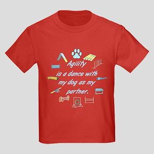 Agility Dance Kids Dark T-Shirt