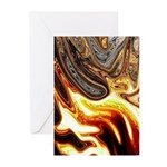 Art In Abstract Greeting Cards (Pk of 20)