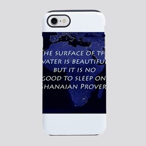 The Surface of the Water iPhone 7 Tough Case