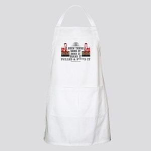 Been There BBQ Apron