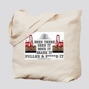 Been There Tote Bag