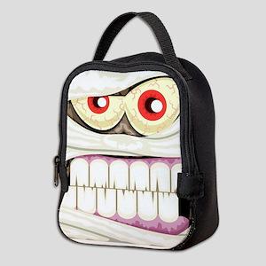 Mummy Face Neoprene Lunch Bag
