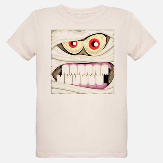 Mummy Face T-Shirt