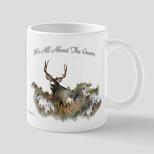 Mule DEER,, crown Series, 10,f copy Mugs