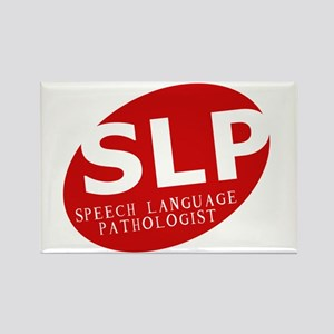 Speech Language Pathologist Rectangle Magnet