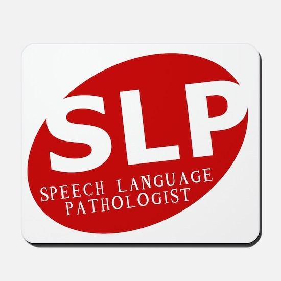 Speech Language Pathologist Mousepad