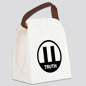 9/11 TRUTH Canvas Lunch Bag
