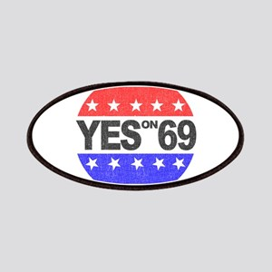 YES on 69 Patches