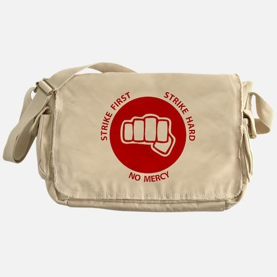 No Mercy Messenger Bag