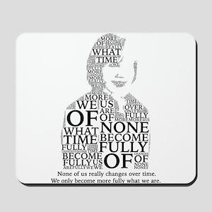 Anne Rice author Mousepad