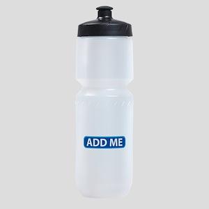 ADD ME Sports Bottle