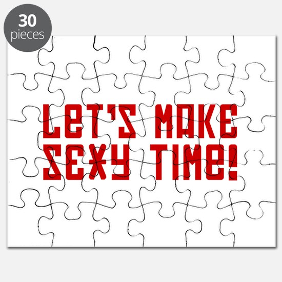 Sexy Time Puzzle