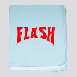 flash1 baby blanket