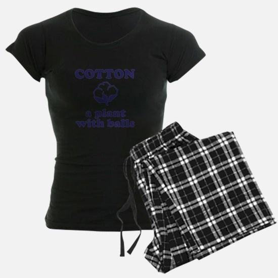 Cotton Balls Pajamas