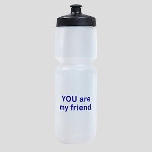myfriend1 Sports Bottle