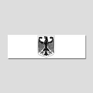 german-eagle-w Car Magnet 10 x 3
