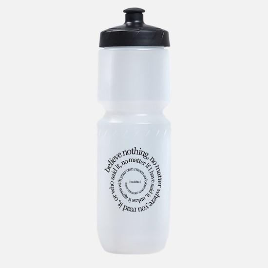 buddha-w.png Sports Bottle