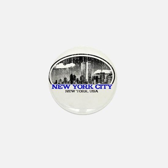 NYC-white.png Mini Button