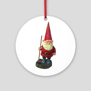 elf-n-w Ornament (Round)
