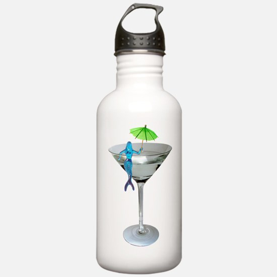 Mermaid Martini Water Bottle