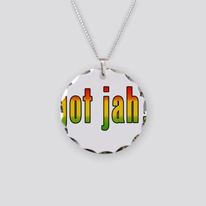 gotjah-w Necklace Circle Charm