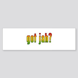 gotjah-w Sticker (Bumper)