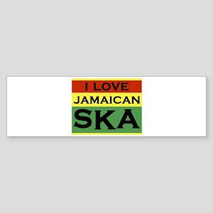 love-ska-w Sticker (Bumper)