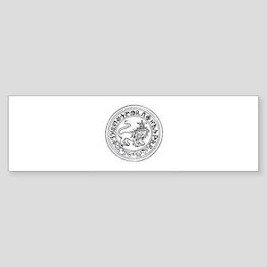 reggae Sticker (Bumper)